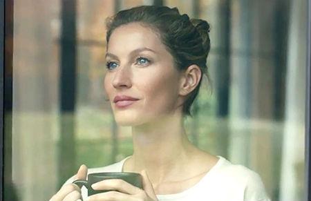 Жизель Бюндхен в рекламе