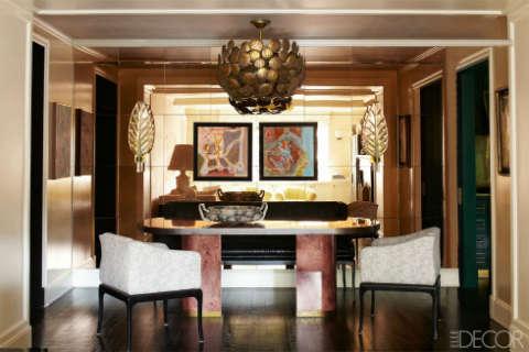 Кэмерон Диаз показала роскошный интерьер дома