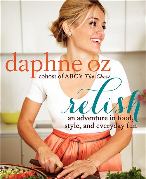 Дафни Оз и ее кулинарная книга