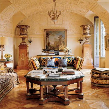 Донателла Версаче показала апартаменты