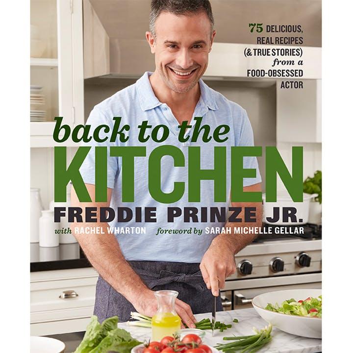 Фредди Принц Младший написал кулинарную книгу