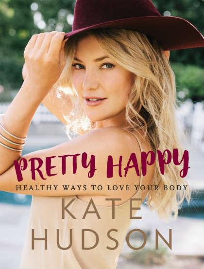 Кейт Хадсон написала книгу