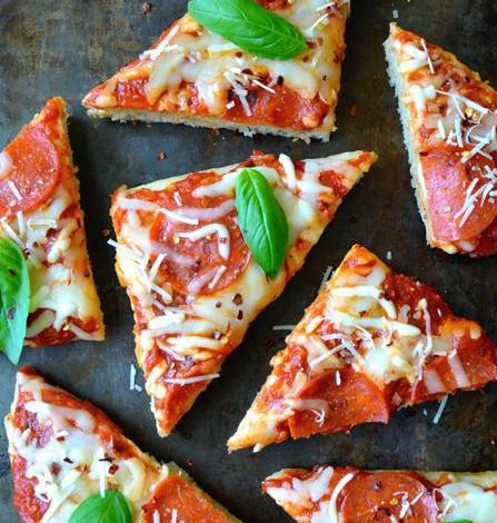 пицца от Брэда Питта