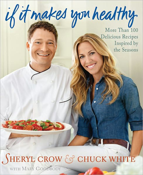 Шерил Кроу выпустила кулинарную книгу