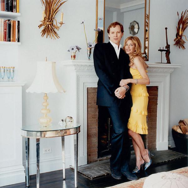 Кэндес Бушнелл показала интерьер дома