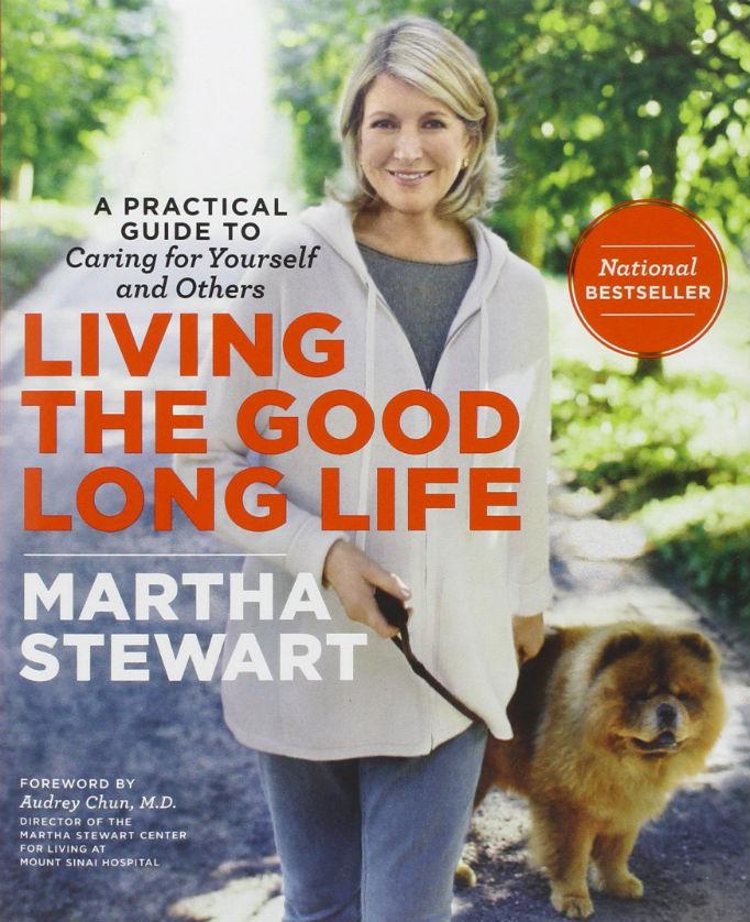 Марта Стюарт и ее книга