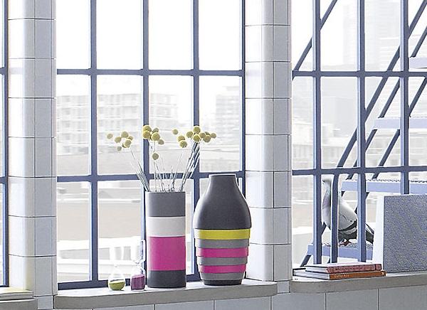 декоративные вазы в интерьере, виды и материалы, vases decor